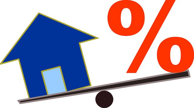domeček, rovnováha, procenta