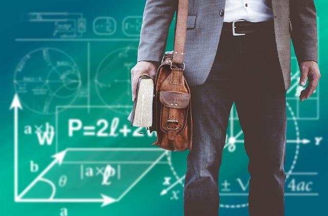tabule a učitel