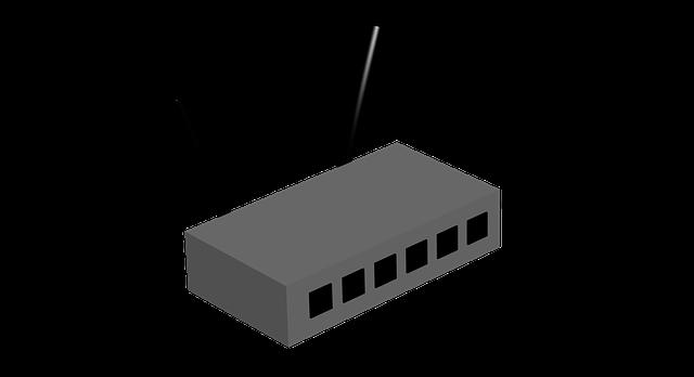 wifi směrovač