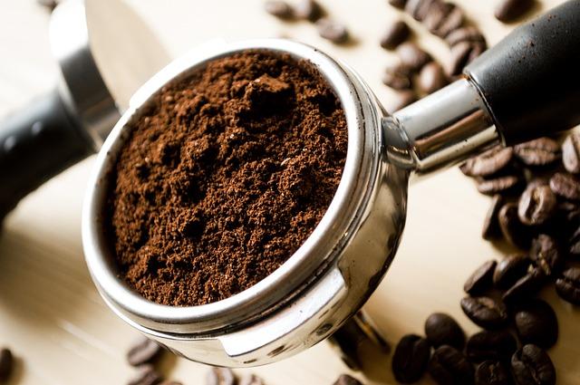 mletá káva