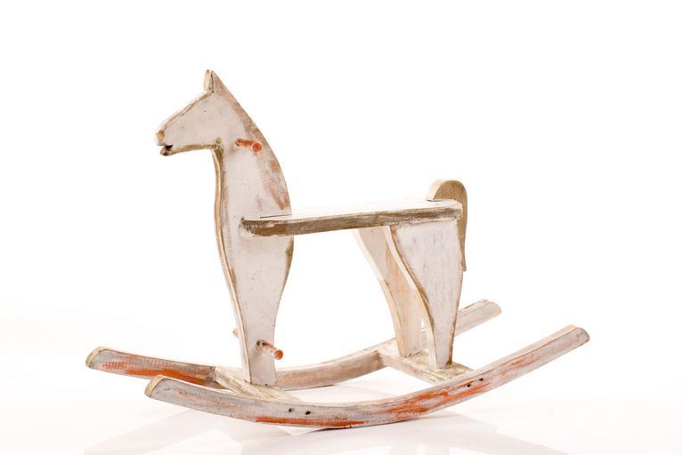 houpací kůň